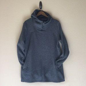 Cabela's tunic length hooded pullover, 2XL